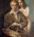 artista y modelo