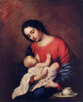 Madonna with Child WGA