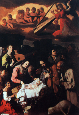 The Adoration of the Shepherds WGA