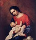 Madonna with Child WGA
