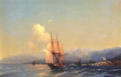 aivazovsky the crimea