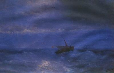 caucasus from sea 1899 IBI