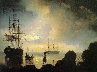 fishermen on the shore IBI