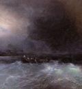 Aivasovsky Constantinovich Ship At Sea