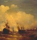aivazovsky the battle of revel 2 may 1790
