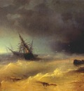 aivazovsky the storm