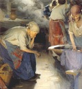 arkhipov the laundresses c1900