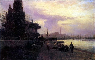 Enbankment of Constantinople