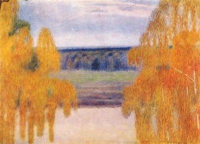 borisov musatov autumn song