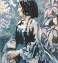 borisov musatov lady in blue