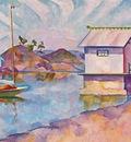 baranoff rossine the sailboat c1908