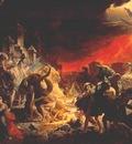 briullov the last day of pompeii 1830