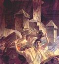 briullov the last day of pompeii detail i
