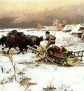 Jaroslav Vesin The Sledge Ride