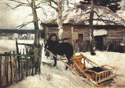 korovin winter