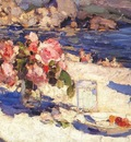 korovin on the seashore
