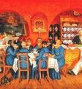 kustodiev moscow tavern