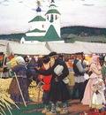 kustodiev the fair