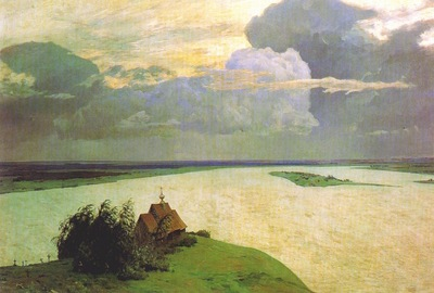 levitan above eternal peace