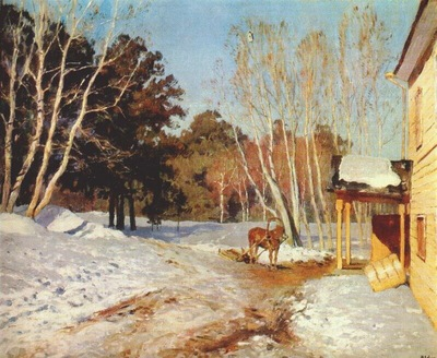 levitan month of march