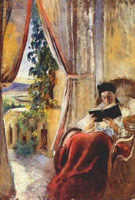 makovsky,k at reading late 1870s