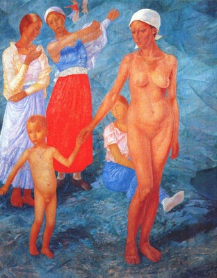 petrov vodkin morning