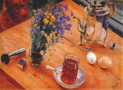 petrov vodkin morning still life