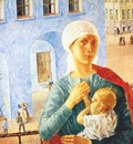 petrov vodkin the year 1918 in petrograd