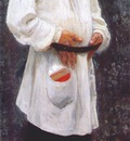 repin lev tolstoy barefoot