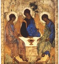 rublev the holy trinity