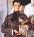 serov count felix sumarokov elston later prince yusupov