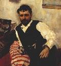 serov the artist konstantin korovin