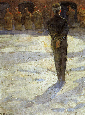 Vakhrameyev Alexander Execution Sun