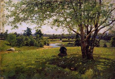 Yendgurov Ivan Landscape Sun