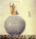 bibikov osoaviakhim 1 stratospheric balloon