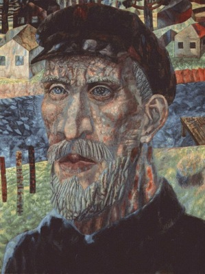 filonov a collective farmer