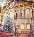 grigoriev house under the trees