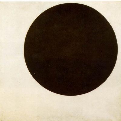 Malevitj Black circle [1913] 1923 29, State Russian Museum,