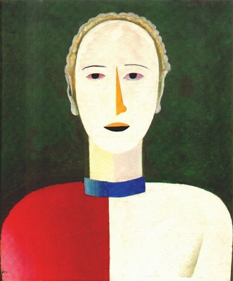malevich female portrait 1928