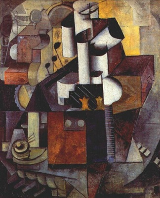 malevich musical instrument