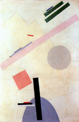 malevich suprematist painting