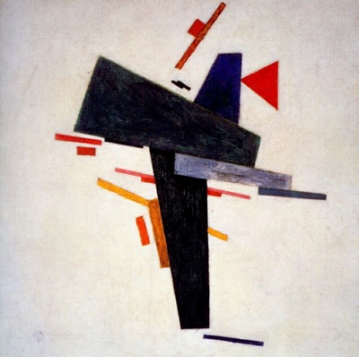 malevich untitled suprematist composition c1916