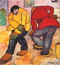 malevich floor polishers 1911