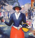 malevich flower girl c1929
