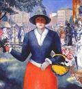 malevich flower girl c1929