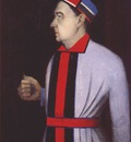 malevich male portrait n n punin