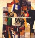 malevich portrait of m v matiushin