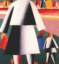malevich to the harvest marfa and vanka c1927