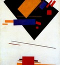 malevich untitled suprematist painting