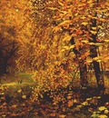 ostroukhov golden autumn c1887